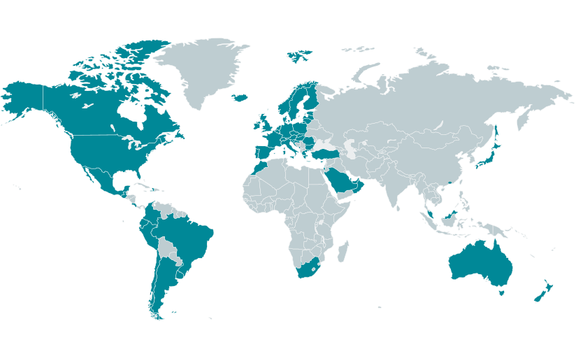 Esker has global coverage with our payment software